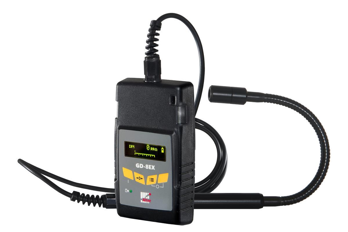GD-8 EX - Mierniki i detektory przeno